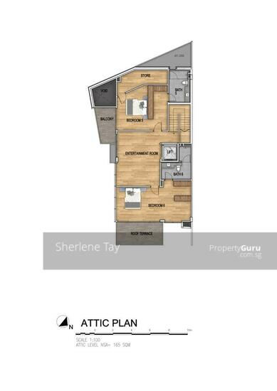 Brand New 2 Storeys Semi-D with Pool and Lift #129025786