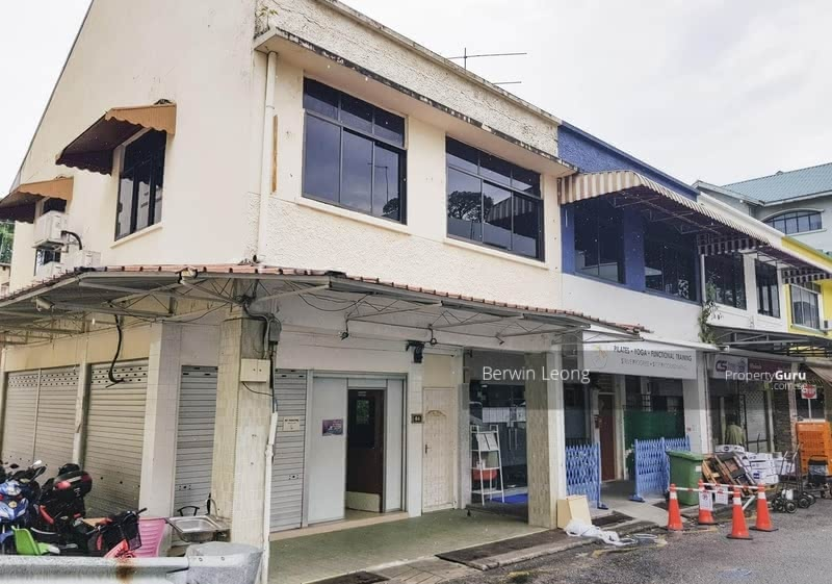 2 Storey Freehold Corner Shophouse at Jalan Masjid
