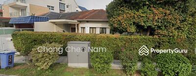 For Sale - ❤️ GARDEN OF EDEN ❤️  RENOVATED SINGLE STOREY CORNER TERRACE. NEAR MRT, NEX MALL & MARIS STELLA HIGH