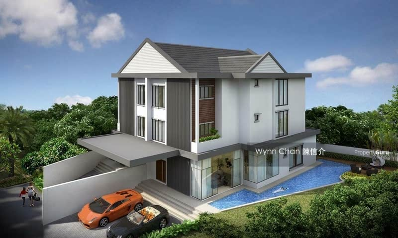 ⭐ WLD ⭐ D10 Dunearn Road Semi-Detached Move in Immediate Partial Furnished not along mainroad #129562980