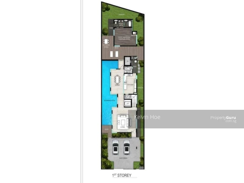 Brand New detached house in Holland Grove #129094372