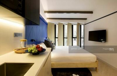 For Rent - Coliwoo@Keppel New Co-Living Space with Housekeeping Service! Limited Units Left! !