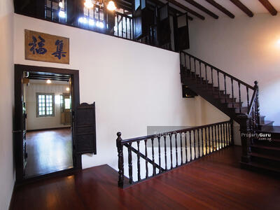For Rent - Antique Look Heritage Peranakan! Superb Character/Old World