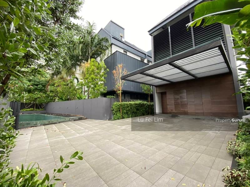 Modern design by famous architect