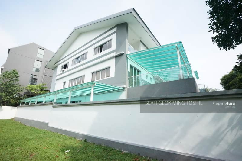 Freehold Semi-Detached in Kembangan Estate #129124958