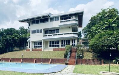 For Sale - 高尚优质洋房GCB at Hilltop with unblocked View! Premier district 10