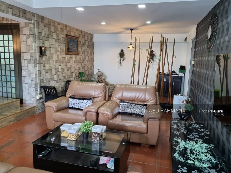 Spacious Living Area 1
