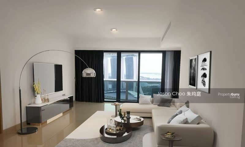 Marina Bay Suites #129303532