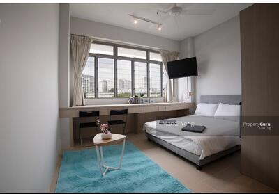 For Rent - Co-Living Studio Apartment For Professionals And Students