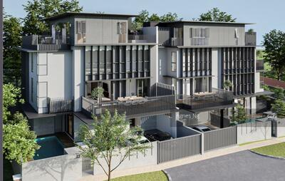 For Sale - ⭐⭐LANDED7772@Luxurious Brand New Semi D Close to Henry Park Primary