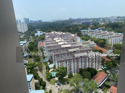 For Sale - Tanglin Halt Road. Commonwealth MRT. High Floor. 4-RM. Blk 90