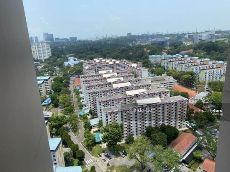 Tanglin Halt Road. Commonwealth MRT. High Floor. 4-RM. Blk 90 #129242604