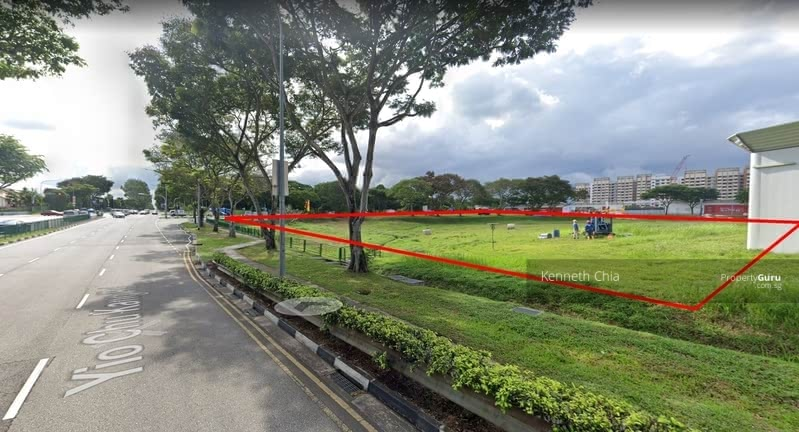 Parc Greenwich plot