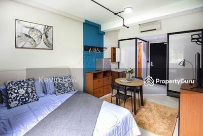 For Rent - Master Bedroom in Co-living Serviced Apartment Near Botanic Gardens MRT Station