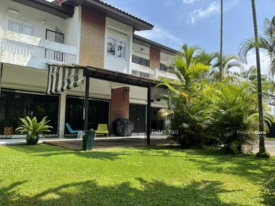 """For Rent - Perfectly Located Grand """"Black & White"""" Bungalow with Pool Along Sixth Avenue"""