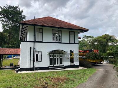 For Rent - Rarely available Black and White Bungalow