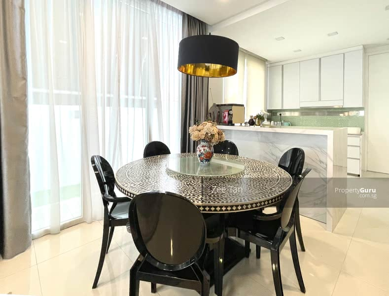 Semi-D with Contemporary Design near MRT and Amenities #129296572