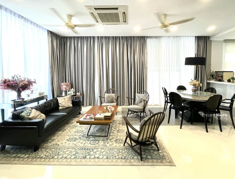 Semi-D with Contemporary Design near MRT and Amenities #129298088