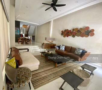 For Sale - ICONIC FRANKEL COSY CORNER TERRACE WITH ATTIC & BASEMENT. SOUTH-EAST. RENOVATED. 1KM TO NGEE ANN PRI