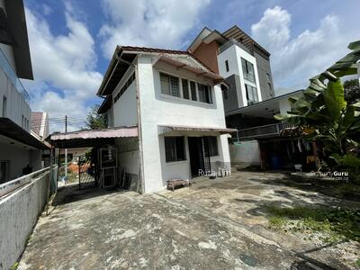 For Sale - Andrews avenue near Sembawang park, cheapest freehold 2 storey bungalow for sale