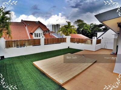 For Sale - ❤️ Luxurious Corner Terrace @ Pemimpin Clover Way ❤️
