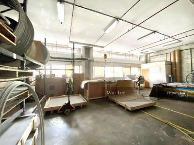 For Sale - Kapo Factory Building