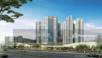 For Sale - 818B Choa Chu Kang Avenue 1