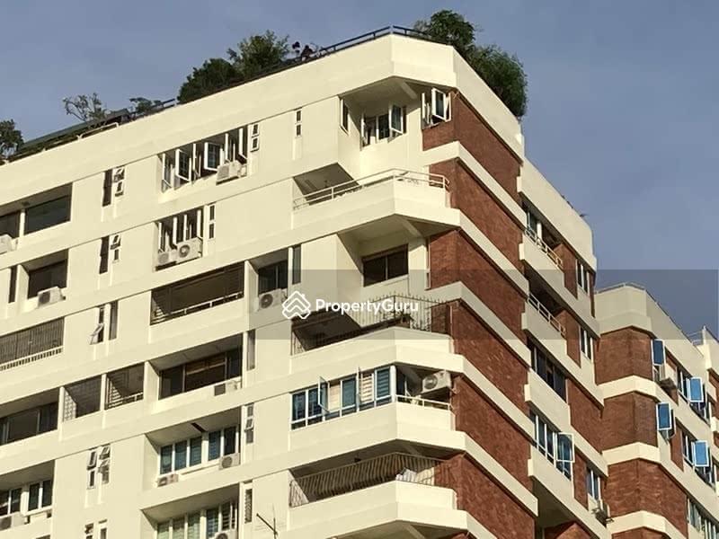 High floor of Poinciana Tower(block 7)