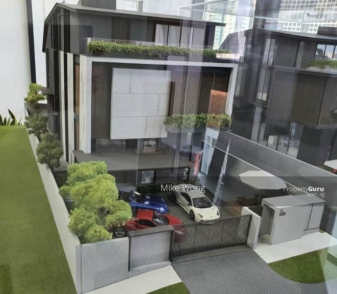 Last call Brand New Bungalow with pool & lift near MRT #130006342