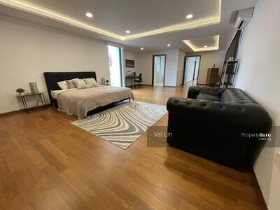 For Sale - Bukit Timah D11 Holland Grove Freehold ★ $12. 88m Brand New Luxe Detached ★ 1km Henry Park Pri