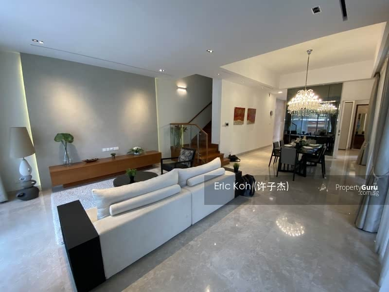 One Tree Hill Semi D For Rent with Pool, mins walk to Orchard Road, Quiet and Tranquil #129794734