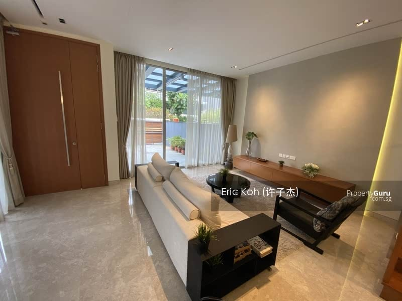 One Tree Hill Semi D For Rent with Pool, mins walk to Orchard Road, Quiet and Tranquil #129794742
