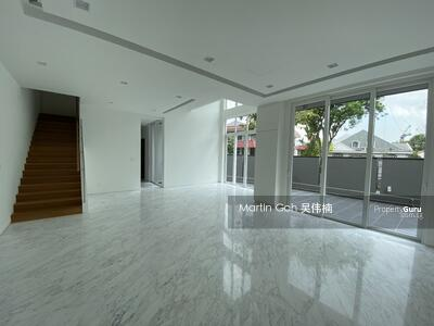For Sale - ❤️Brand New 2-Sty Semi-D, ⭐Modern Design with Lift Vanda Area