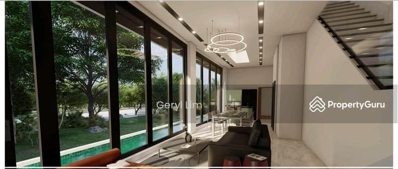 ⭐️⭐️ LANDED7772@ Last Brand New Corner Terrace With Pool & Lift #129541322