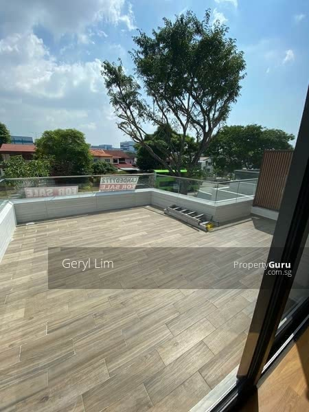 ⭐️⭐️ LANDED7772@ Last Chance To Own This Fabulous Brand New Semi D Walking Distance To MRT #129541940