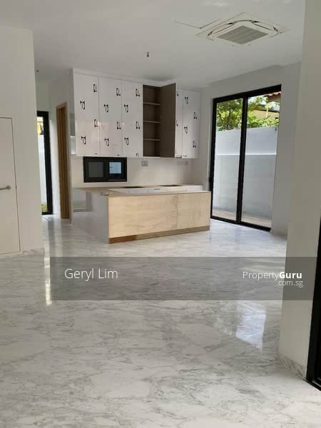 ⭐️⭐️ LANDED7772@ Last Chance To Own This Fabulous Brand New Semi D Walking Distance To MRT #129541942