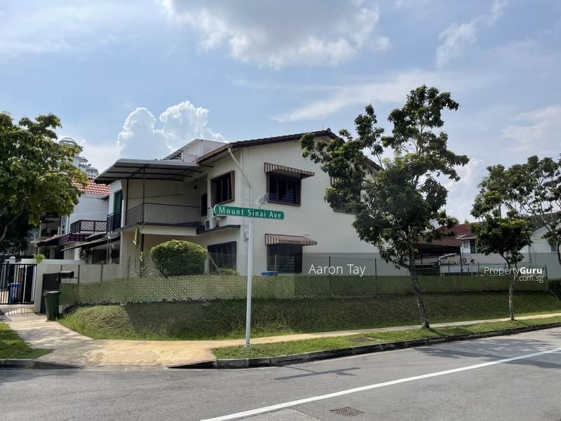 Mount Sinai Drive - Corner Terrace For Sale / Rebuilt #129544250
