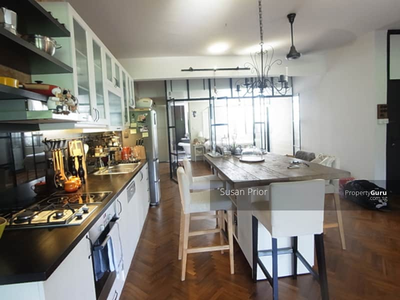 Classy Tiong Bahru With Perfect Kitchen! Large One Bed #129547520