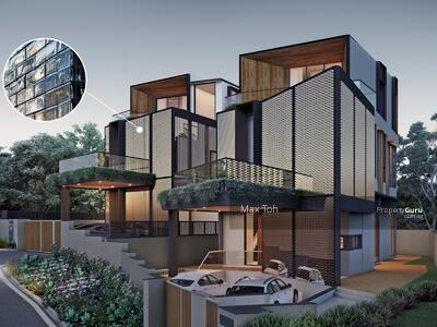 For Sale - ⭐️⭐️ Landed7772 @ D10 Brand New Detached with Hermes Inspired Facade