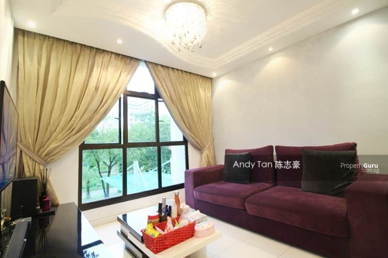 Full Height Window- Spacious Living Hall
