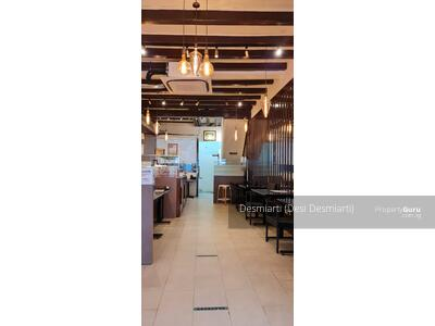 For Rent - RESTAURANT SYED ALWI ROAD