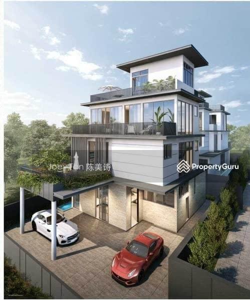 Kovan area brand new luxury detached home #129572924