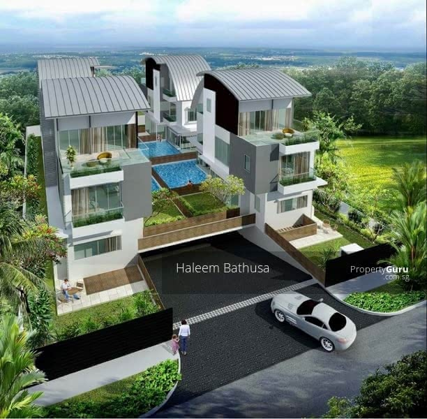 Cluster Bungalow for Rent #129589326