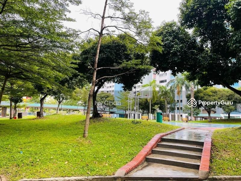 Tranquil n serene park for walks n exercise