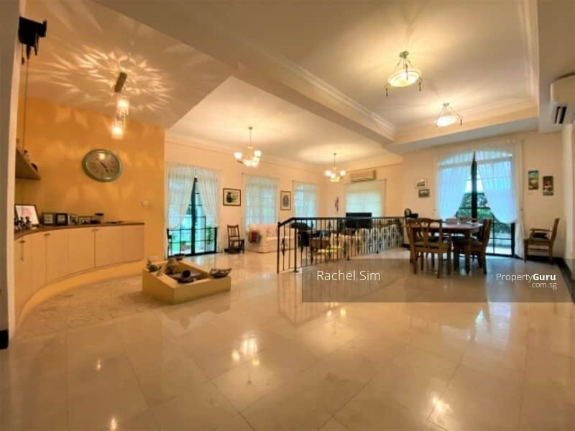 Beautiful Detached House Nestled In Seletar Landed Enclave #129605140