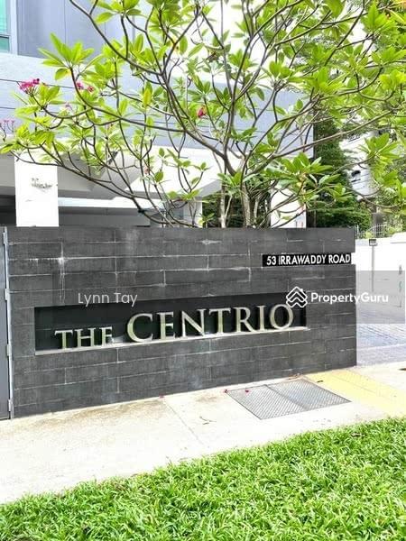 The Centrio #129867482