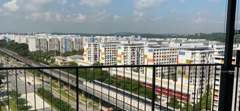 Panoramic view from North Park Residences #129616914
