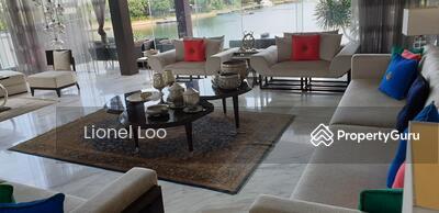 For Sale - ❤️Unblock waterway Villa in Sentosa Cove❤️