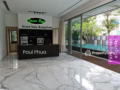 For Sale - Luxurious semiD c/w condo facilities外国人能拥有!