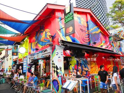 For Rent - ⭐️ Undervalued 999yrs Bugis Shophouse Pair - MUST SEE! ⭐️ 一对稀有店屋